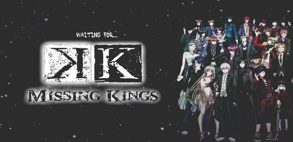 Anime Action Tragedy Terbaik Review K Missing Kings