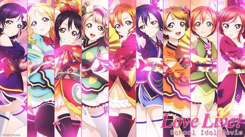 Review Film Love Live! The School Idol Movie, Anime ...
