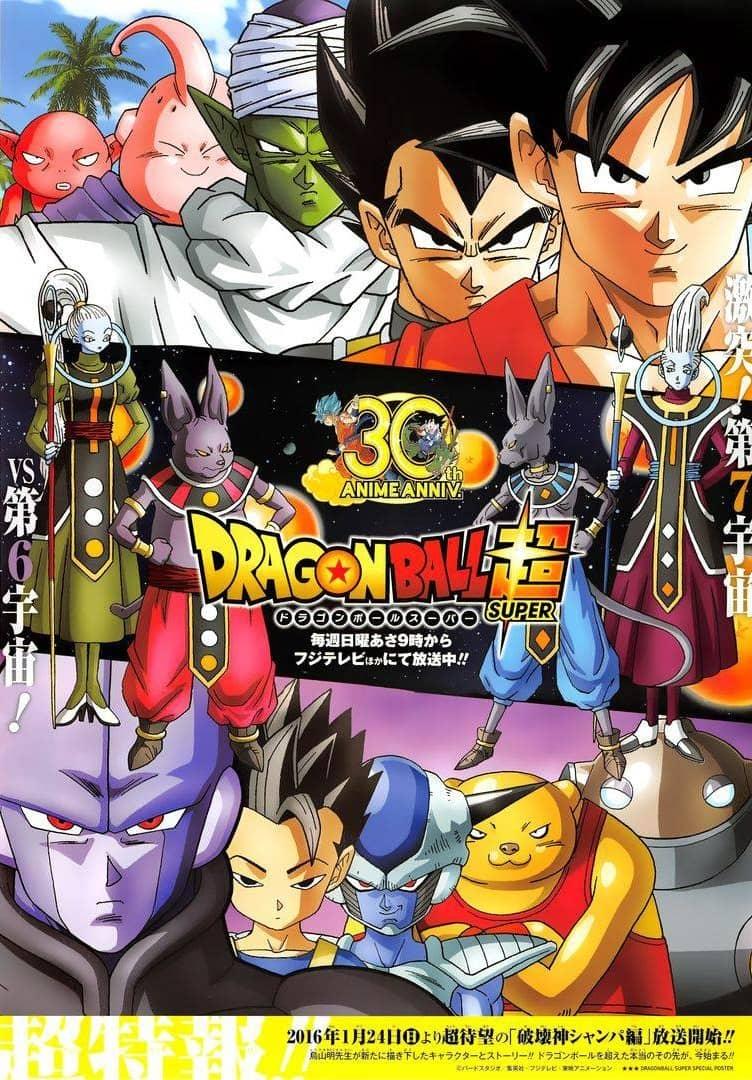 Dragon Ball Super Episode 1  Watch on Crunchyroll