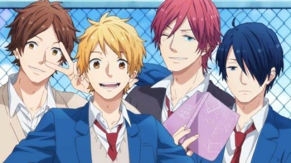 15 Anime Dengan Kisah Persahabatan Yang Mengagumkan