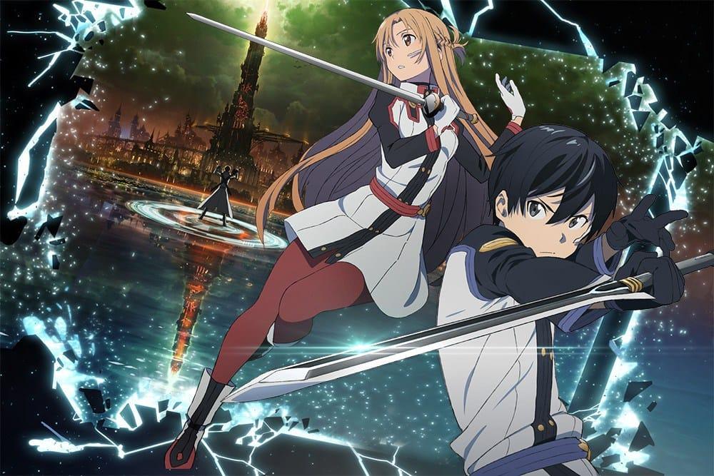 Мастера меча онлайн 1 сезон  Sword Art Online