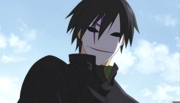71 Gambar Anime Bertopeng Keren