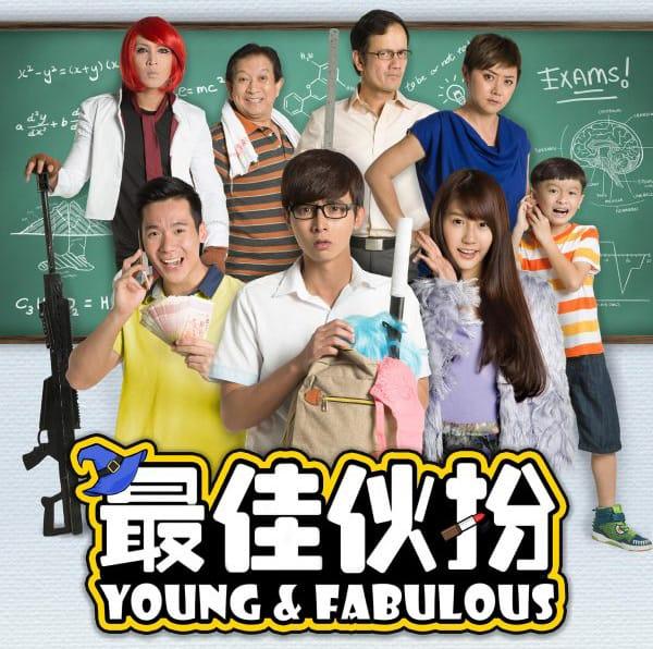 'Young & Fabulous' Film Drama Komedi Negara Tetangga Siap
