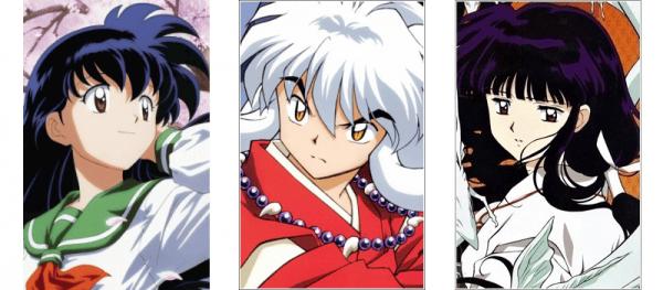10 Cinta Segitiga Terpopuler Di Anime