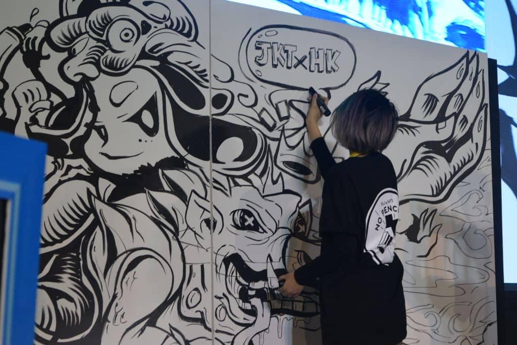 Secret Walls Adalah Salah Satu Dari Sekian Pihak Yang Mendukung Kepopuleran Street Art Di Dunia Tim Diwawancarai Pun Angkat Bicara