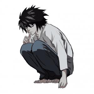 L Lawliet - Death Note