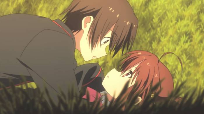 Action Romance Anime Little Busters Refrain