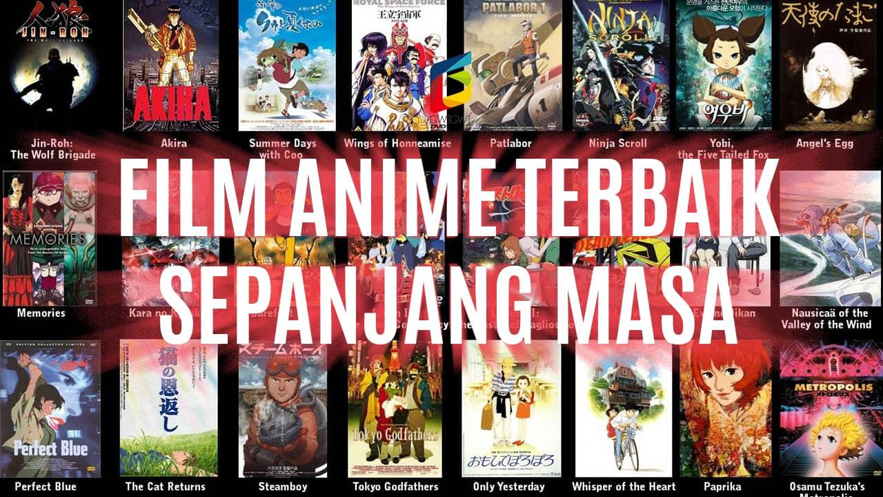 30 Anime Terbaik Sepanjang Masa