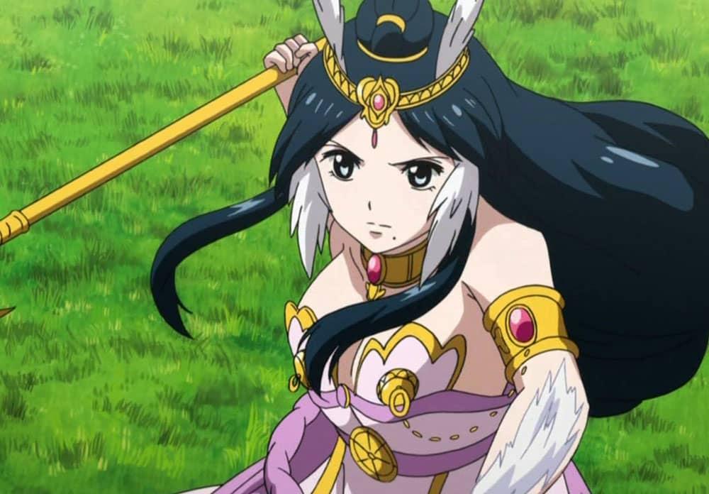 10 Karakter Putri Anime Yang Paling Memukau
