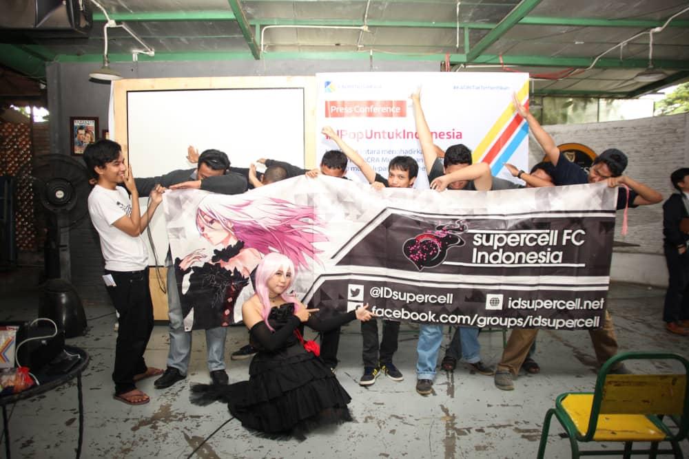Komunitas Supercell Egoist Indonesia Pecinta Egoist Gwigwi