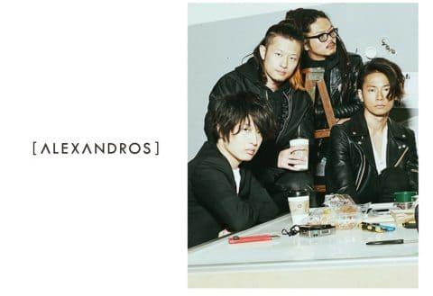[Alexandros] rilis Single Baru Bulan Mei