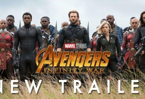 Marvel Studios kembali rilis trailer kedua Avengers: Infinity War