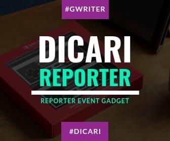 DICARI REPORTER
