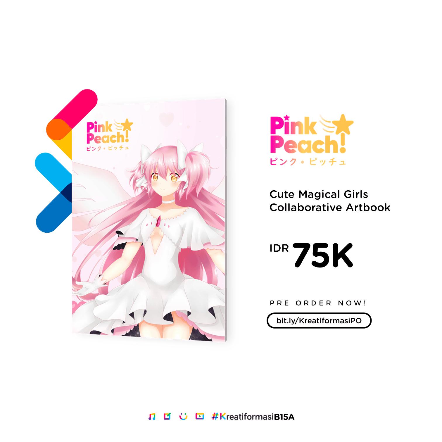 Artbook Pink Peach