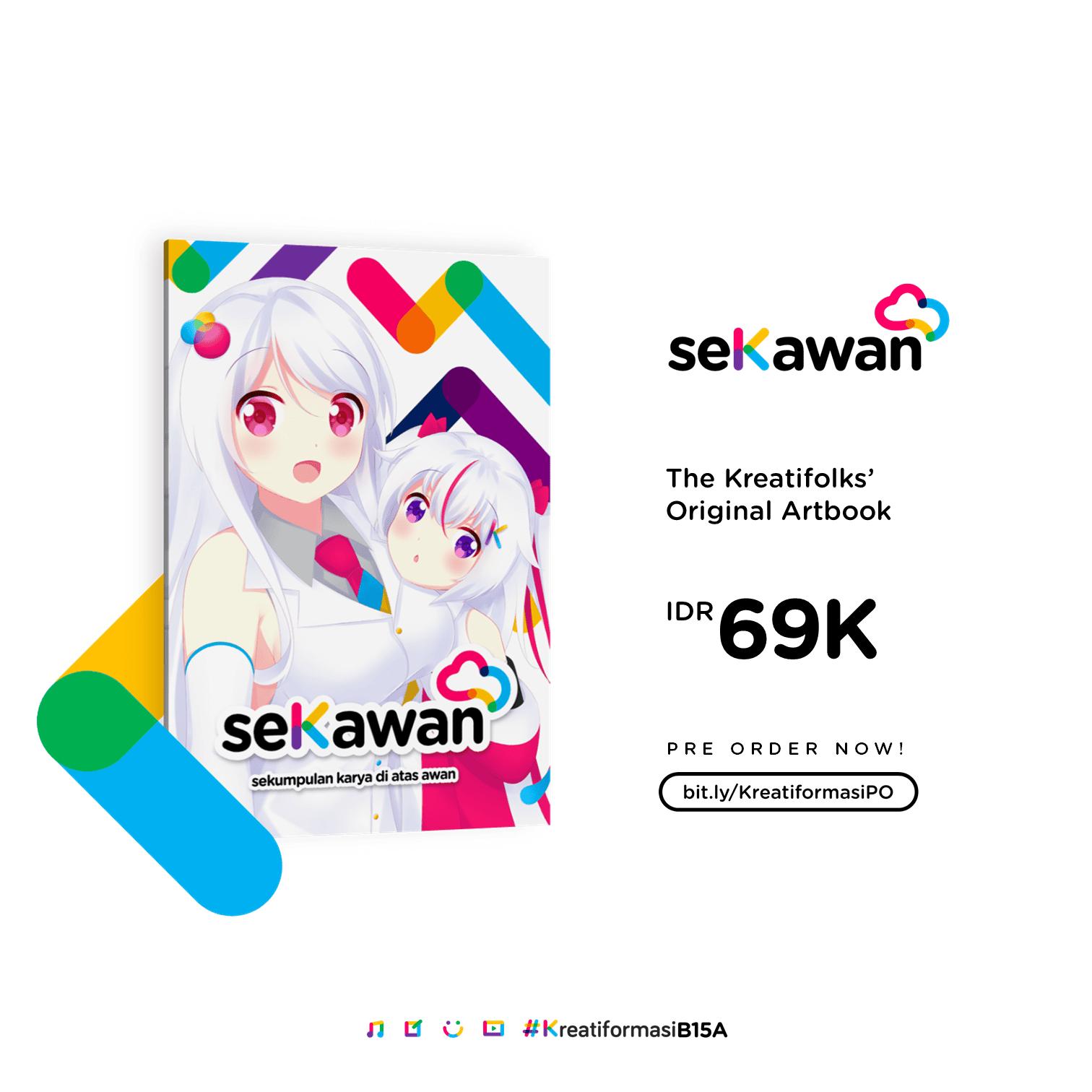 Artbook Sekawan