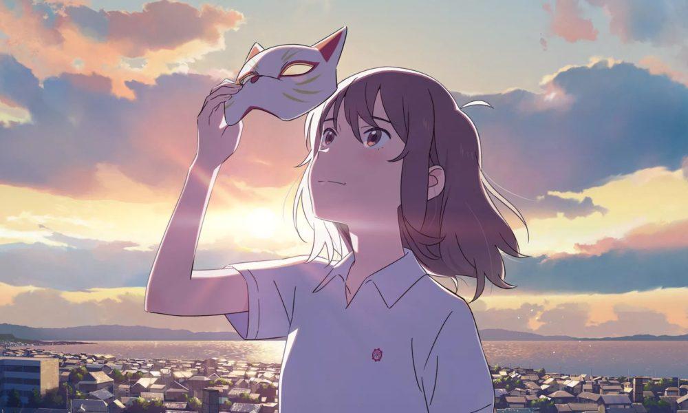 Review Film Anime A Whisker Away Kisah Seorang Gadis Remaja Yang Ingin Menjadi Kucing Gwigwi