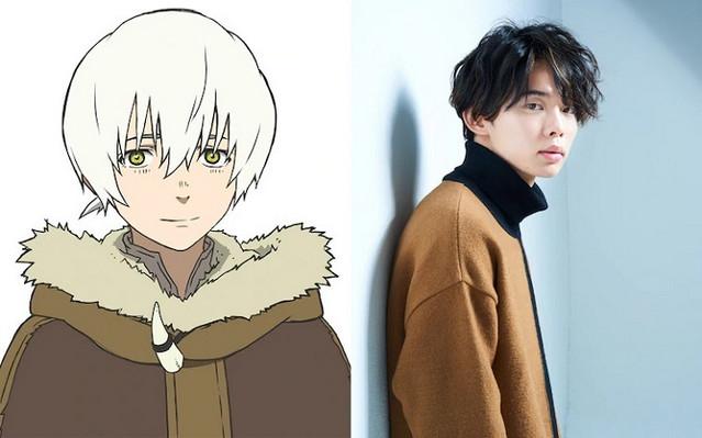 Fushi: Reiji Kawashima
