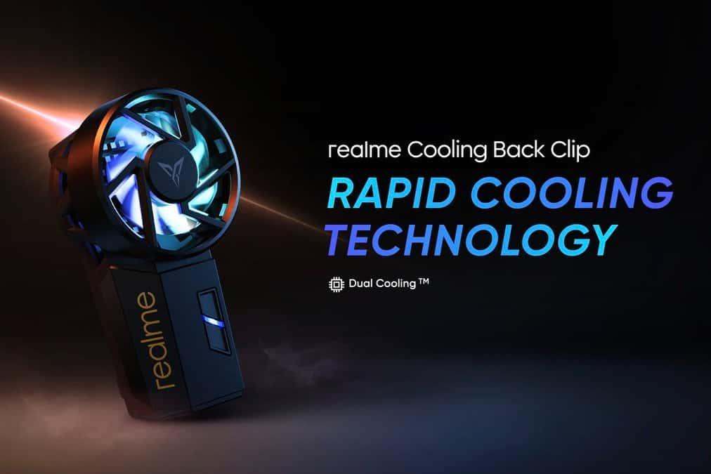 Realme Cooling Back Clip
