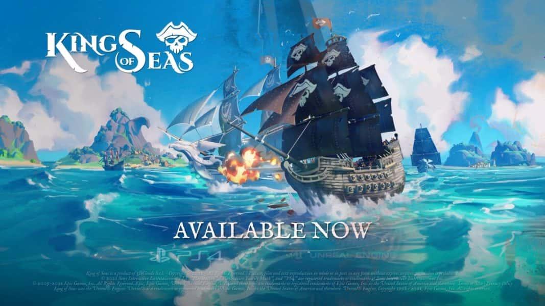 Review Game King Of Seas - Saatnya Beraksi Sebagai Bajak Laut | GwiGwi