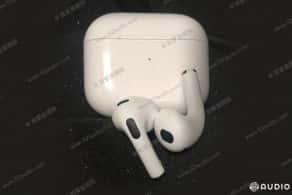 Desain bocoran AirPods 3 (gambar: Weibo)