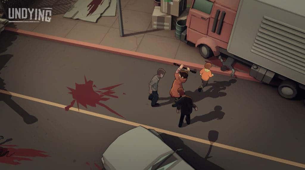 Undying adalah game bertahan hidup zombie dengan kisah emosional